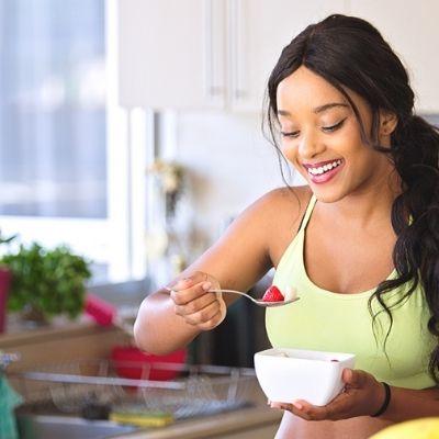 Healthy Nutrition mom